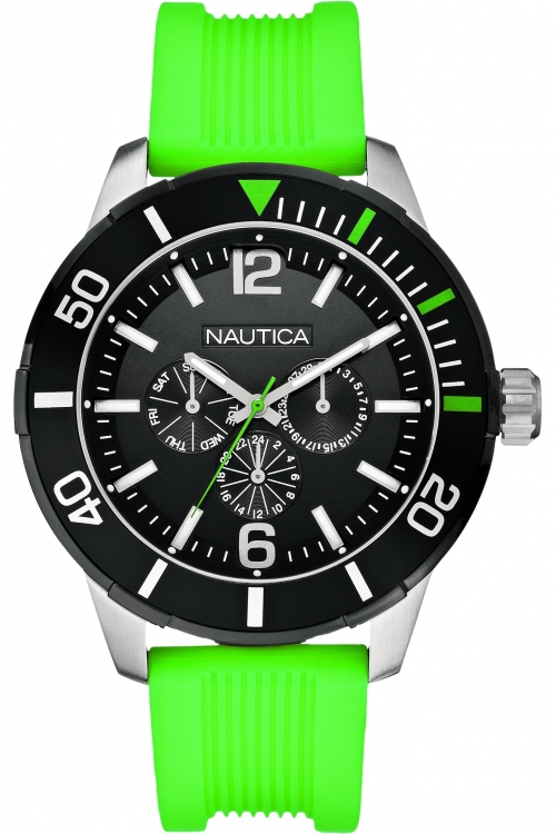 Mens Nautica NSR 11 Watch A14625G