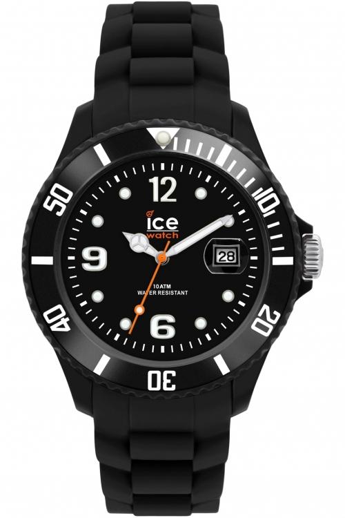 Big-Big Ice-Watch Sili - black extra big Watch SI.BK.BB.S.12