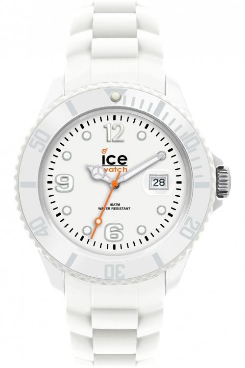 Big-Big Ice-Watch Sili - white extra big Watch SI.WE.BB.S.12