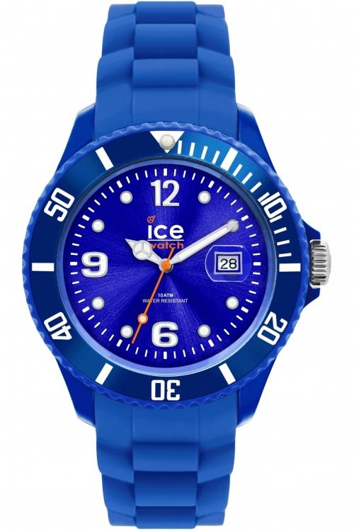 Big Ice-Watch Sili - blue big Watch SI.BE.B.S.12
