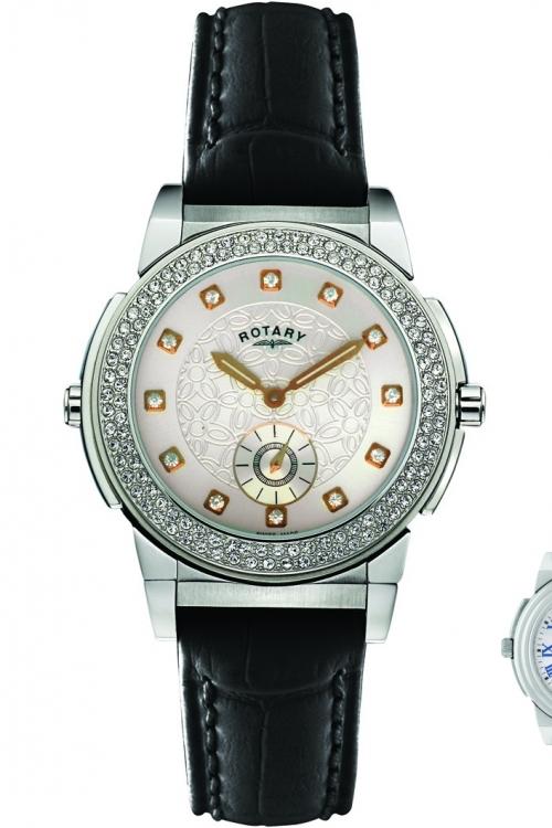 Ladies Rotary Revelations Reversible Watch