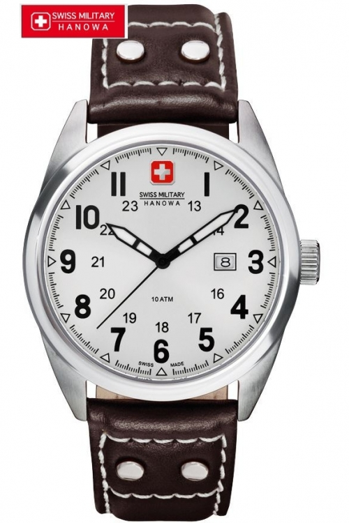 Mens Swiss Military Hanowa Sergeant Watch 6-4181.04.001