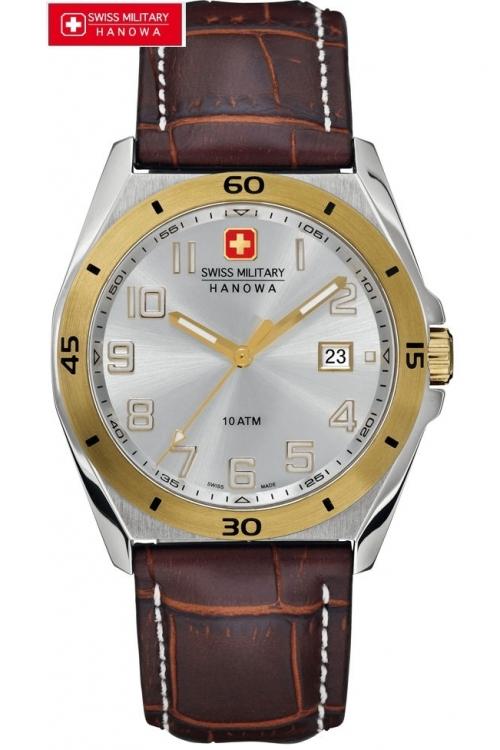 Mens Swiss Military Hanowa Guardian Watch 6-4190.55.001