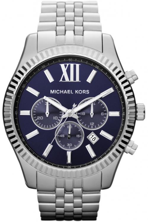 Mens Michael Kors Lexington Chronograph Watch MK8280