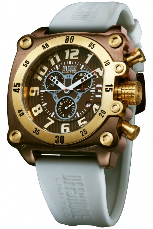 Mens Offshore Z Drive Chronograph Watch OFF-007-C