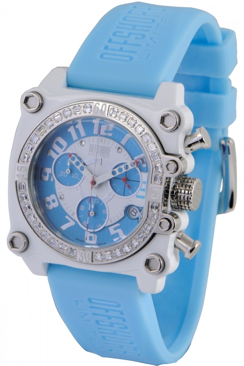 Ladies Offshore Z Drive L Prestige Chronograph Watch