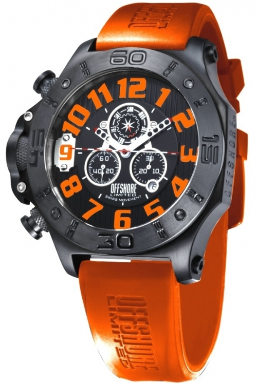 Mens Offshore Tornade Chronograph Watch OFF-009K