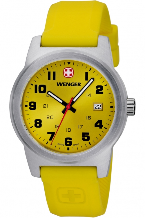 Mens Wenger Field Classic Colour Watch 10441113