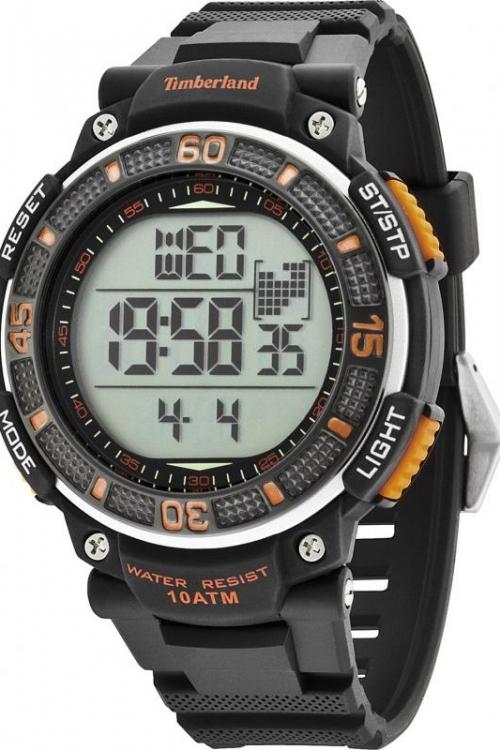 Mens Timberland Cadion Alarm Chronograph Watch 13554JPB/04