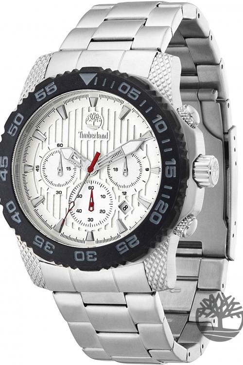 Mens Timberland Galehead Chronograph Watch 13612JSSB/04M