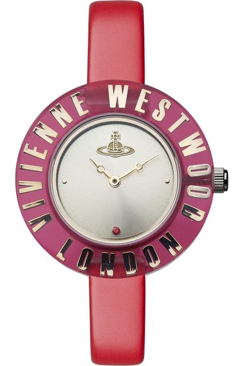 Ladies Vivienne Westwood Clarity Bright Watch