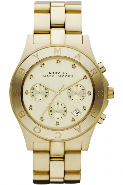Ladies Marc by Marc Jacobs Blade Chronograph Watch