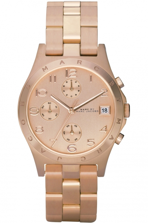 Ladies Marc by Marc Jacobs Henry Chronograph Watch