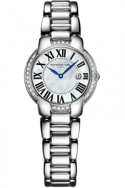 Ladies Raymond Weil Jasmine Diamond Watch
