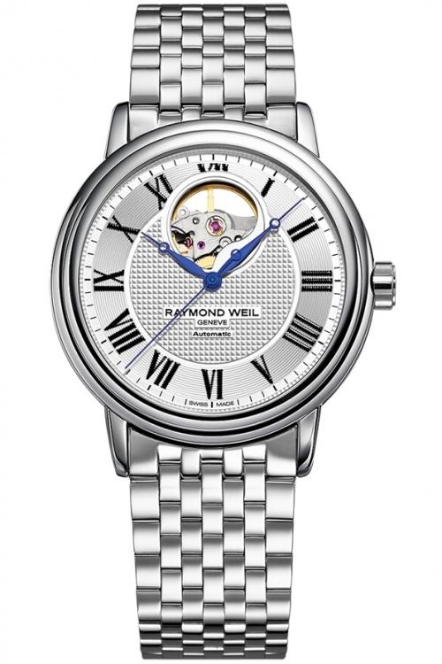 Mens Raymond Weil Maestro Automatic Watch 2827-ST-00659