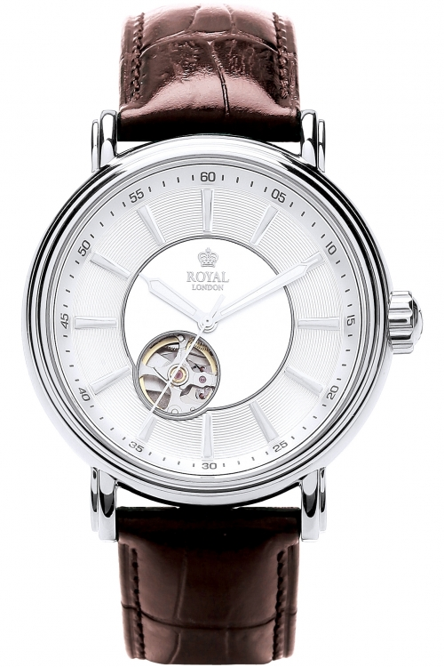 Mens Royal London Westminster Automatic Watch 41146-01