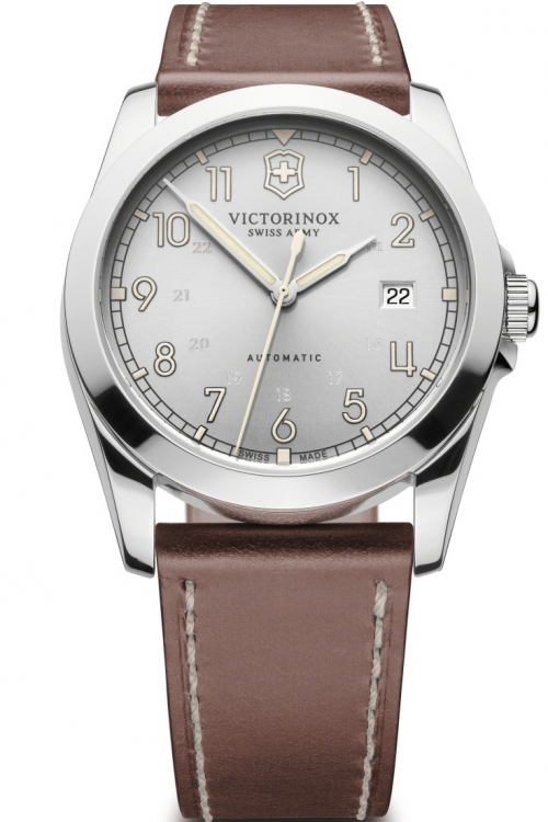 Mens Victorinox Swiss Army Infantry Automatic Watch 241566