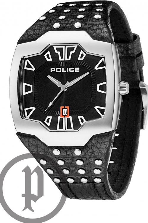 Mens Police Beast Watch 13634JS/02