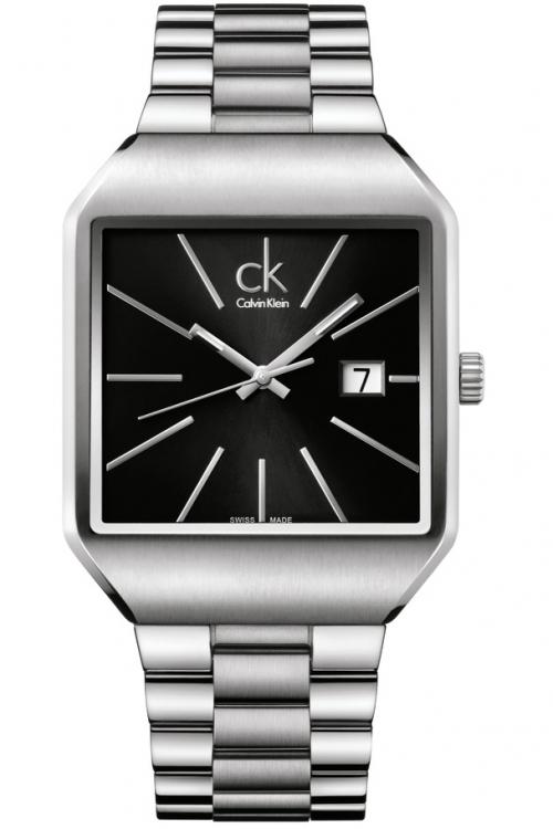 Mens Calvin Klein Gentle Watch K3L31161