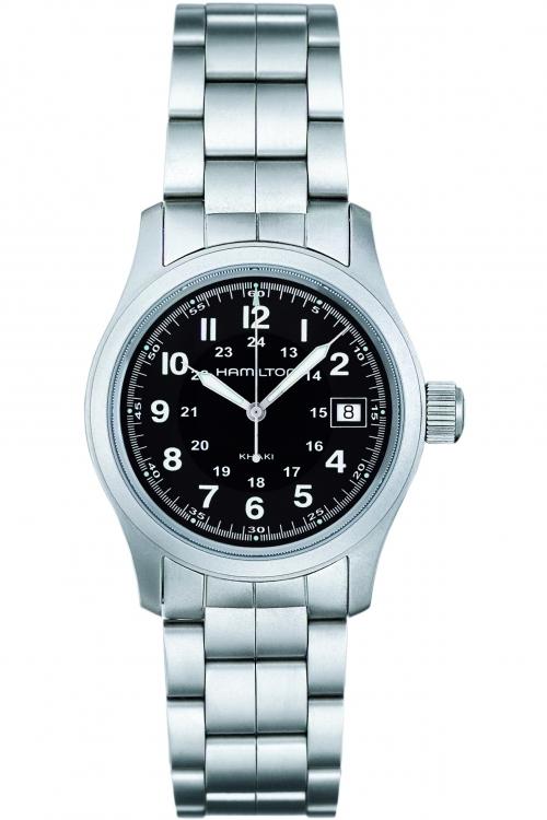 Mens Hamilton Khaki Field Quartz 33mm Watch H68311133