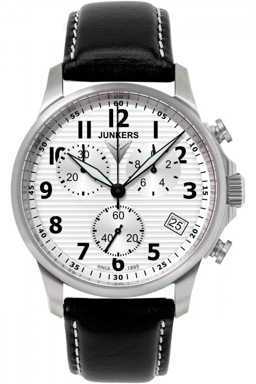 Mens Junkers Tantu JU Chronograph Watch 6890-1