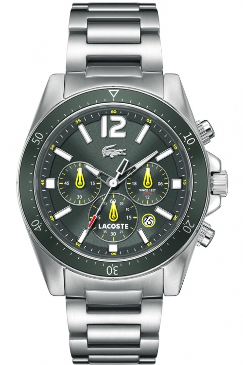 Mens Lacoste Seattle Chronograph Watch 2010643