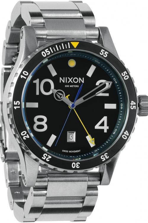 Mens Nixon The Diplomat SS Watch A277-1000
