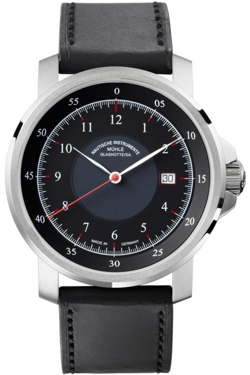 Mens Muhle Glashutte M29 Classic Automatic Watch M1-25-53-LB