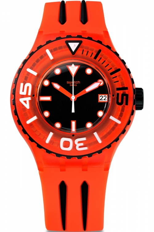Mens Swatch Sundowner Watch SUUO400