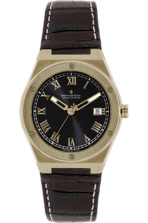 Mens Dreyfuss Co 1890 Watch DGS00090/10