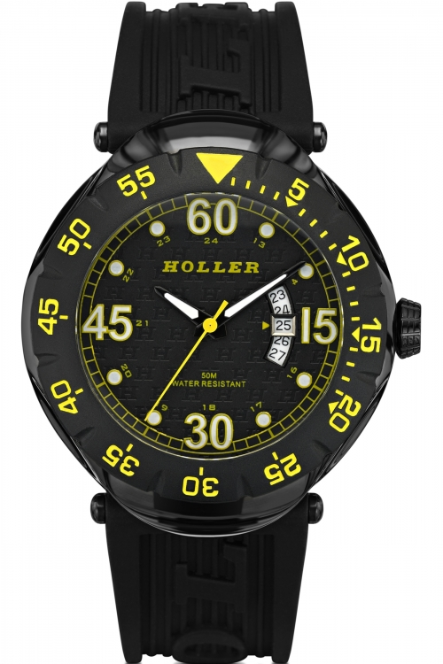 Mens Holler Goldwax Watch HLW2188-S6