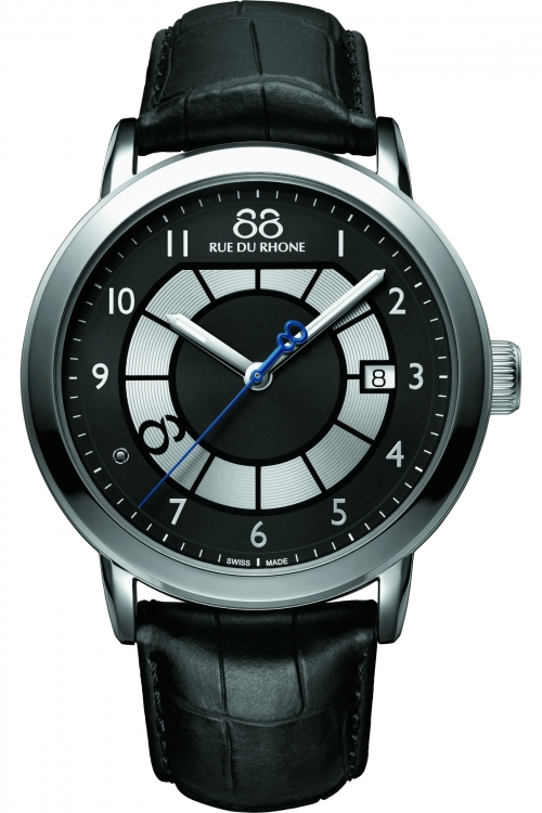 Mens 88 Rue Du Rhone Double 8 Origin 45mm Watch 87WA130019