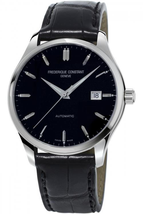 Mens Frederique Constant Index Slim Automatic Watch FC-303B5B6