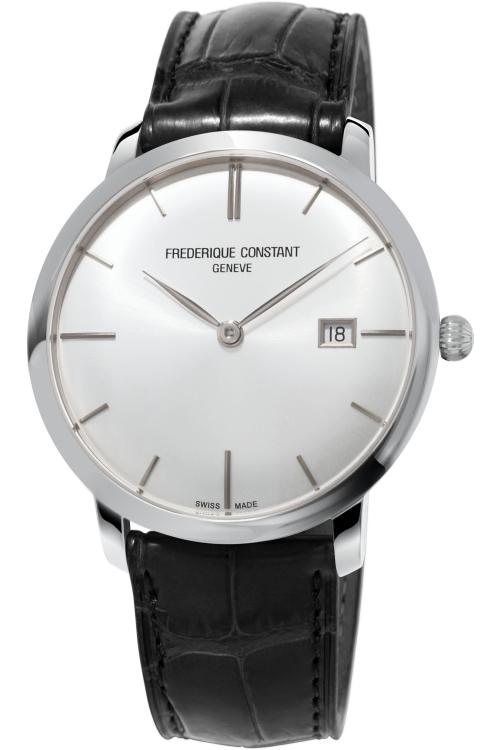 Mens Frederique Constant Slim Line Automatic Watch FC-306S4S6