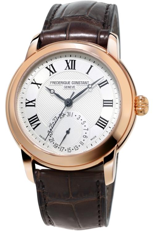Mens Frederique Constant Classic Manufacture Automatic Watch FC-710MC4H4