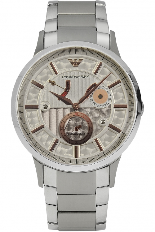 Mens Emporio Armani Automatic Watch AR4663