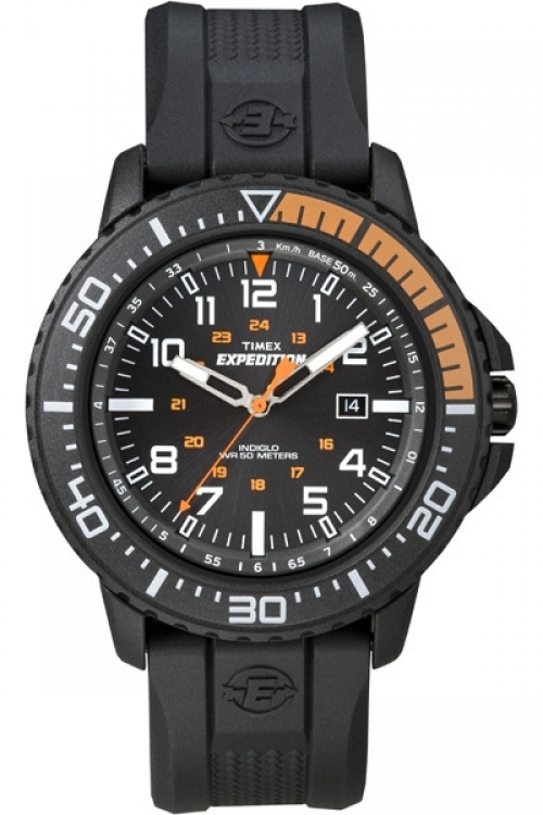 Mens Timex Indiglo Expedition Uplander Watch T49940