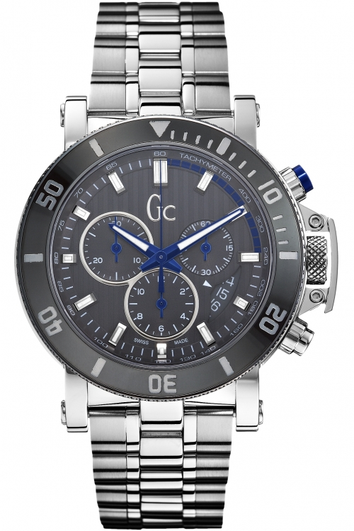 Mens Gc Homme Chronograph Watch X95005G5S