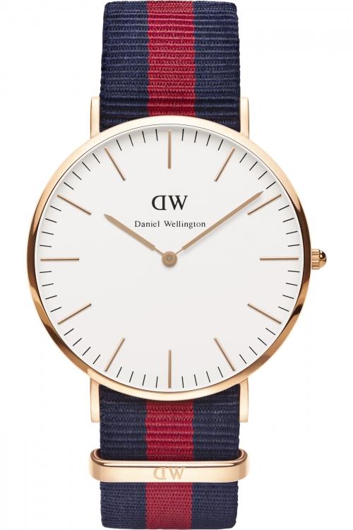 Mens Daniel Wellington Oxford 40mm Watch 0101DW