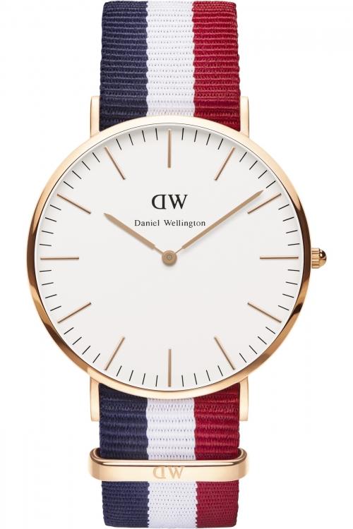 Mens Daniel Wellington Cambridge 40mm Watch 0103DW