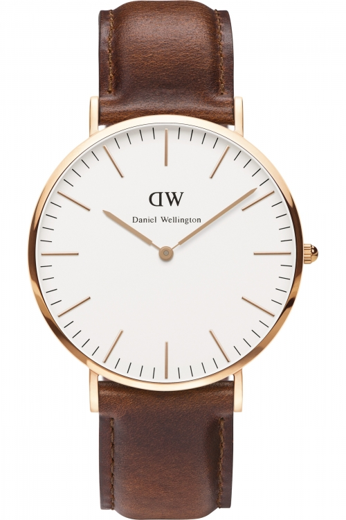 Mens Daniel Wellington St Mawes 40mm Watch 0106DW