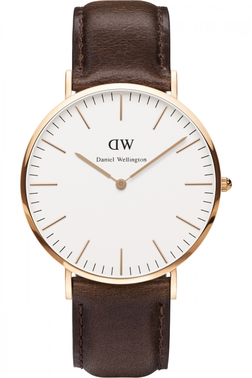 Mens Daniel Wellington Bristol 40mm Watch 0109DW