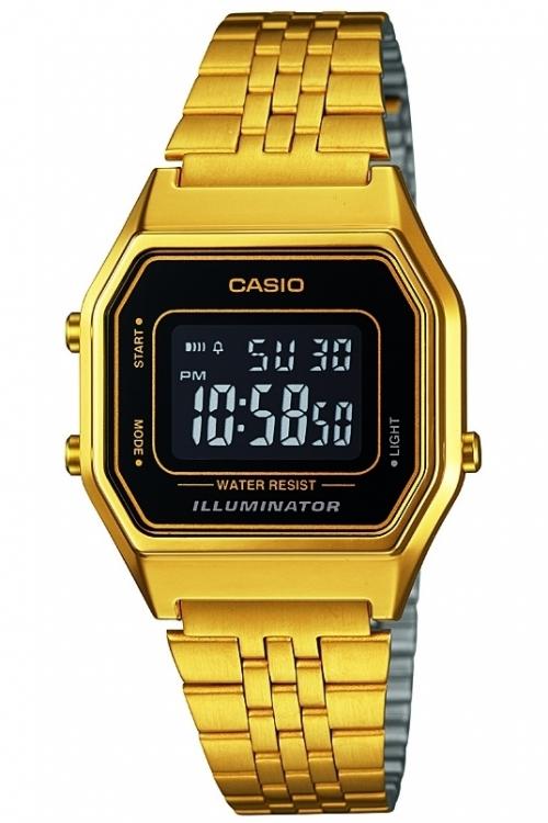 Unisex Casio Classic Alarm Watch LA680WEGA-1BER