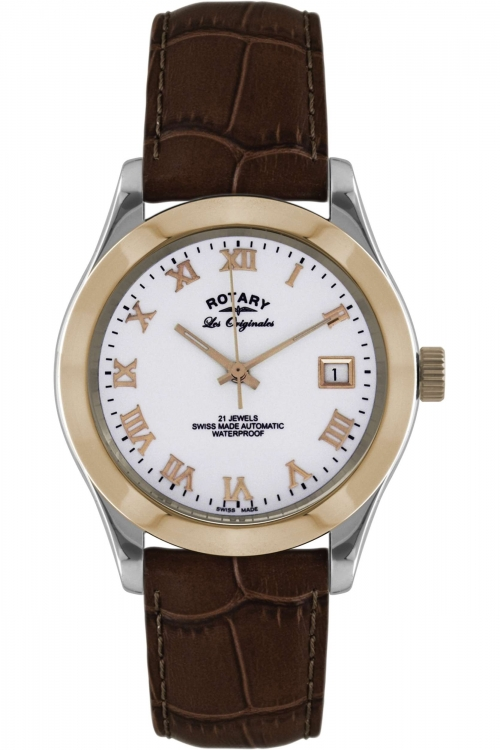 Mens Rotary Verbier Automatic Watch GS08152/01