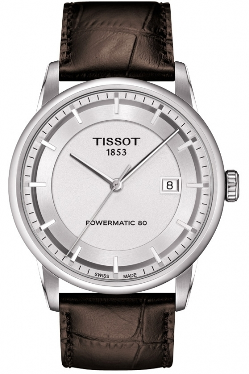 Mens Tissot Luxury Automatic Watch T0864071603100