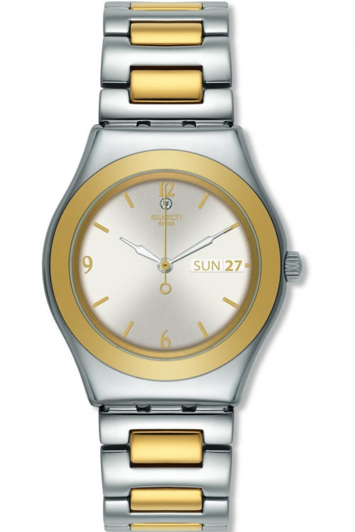 Mens Swatch Me Your Time Watch YGS770G