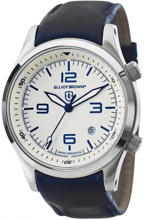 Mens Elliot Brown Canford Watch 202-001-L06