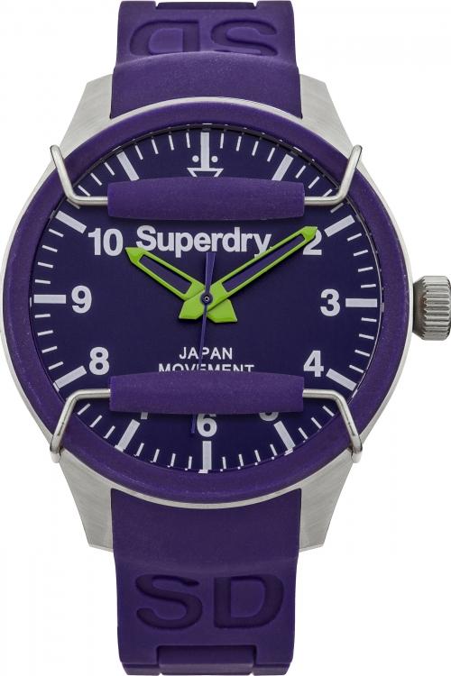 Mens Superdry Scuba Solar Watch SYG125U