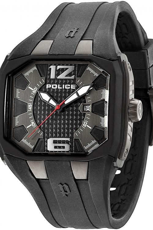 Mens Police Detonator Watch 13889JPBU/61