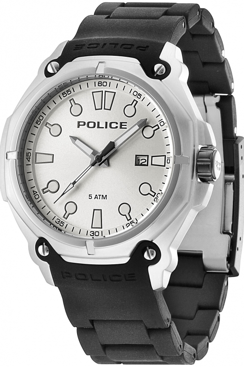 Mens Police Protector Watch 13939JS/04A